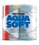 Toilet Paper Aqua Soft 4 Rolls